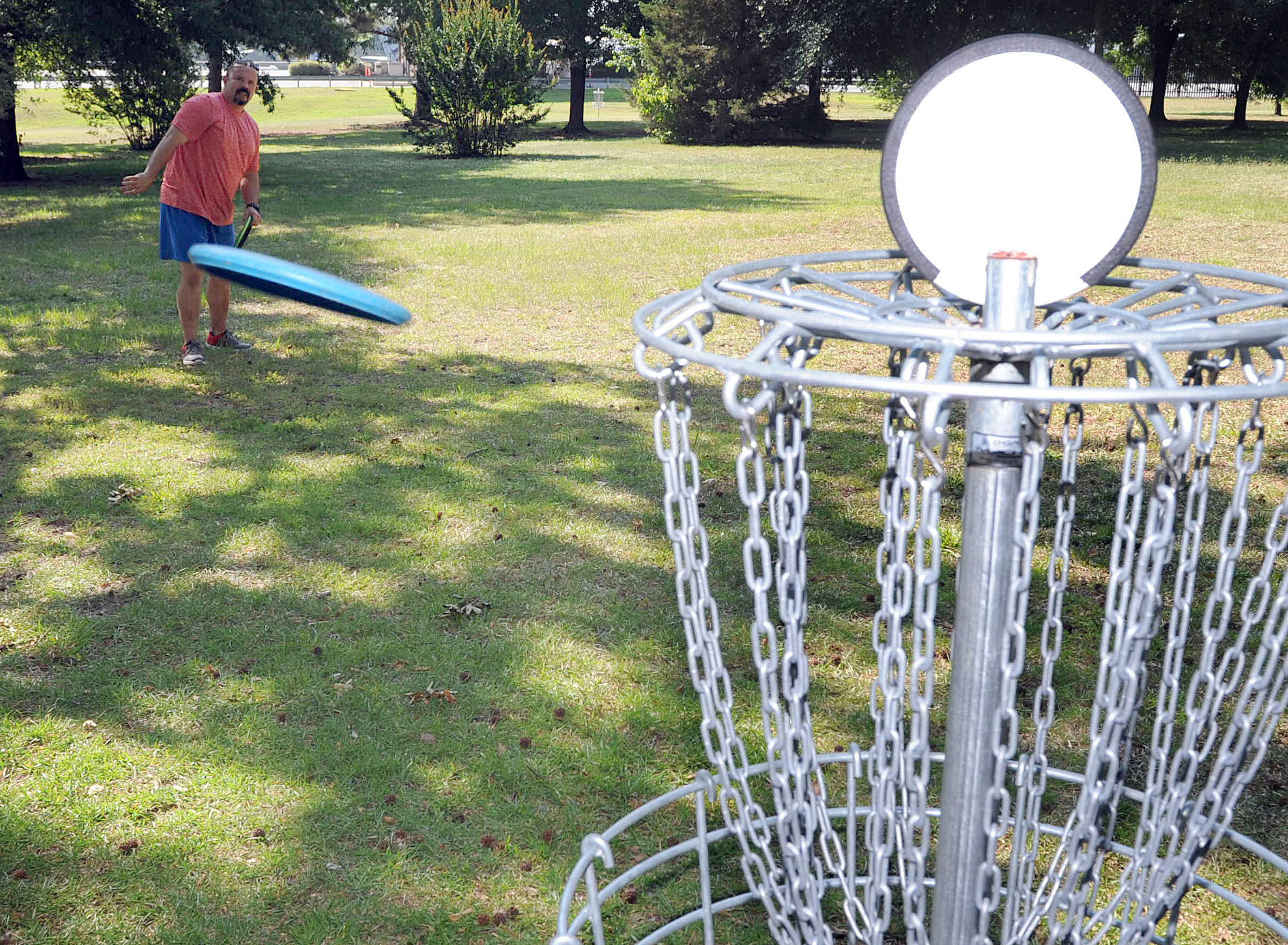 Disc Golf A Hot Sport Locally Now Available On Wktv Community Tv Wyoming Kentwood Now